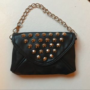 Handbags - Mini studded bag / wristlet